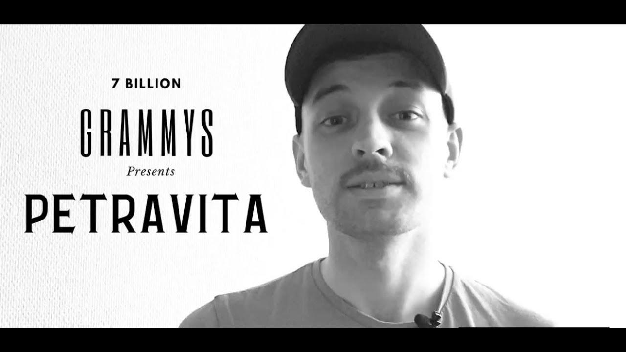 Petravita: American rapper in Sweden