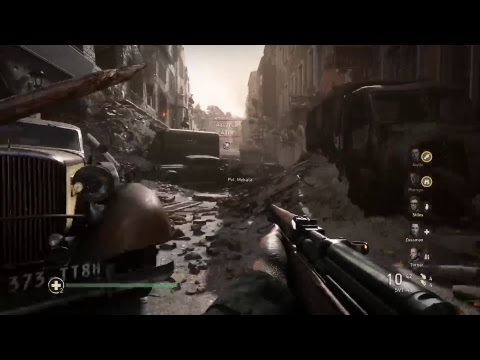 Call of Duty: WWII Part 2 - Paris Liberation and the Battle of Aachen