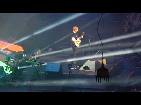 Ed Sheeran - I'm A Mess - Stockholm July 14th 2018