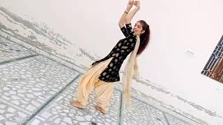 Chundadi JaipurkiYa gajban pani ne chali ! New Haryanvi song 2019 ! Dance cover by rekha choudhary