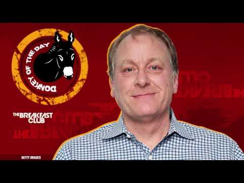 Curt Schilling Defends Donald Trump - Donkey of the Day (10-14-16)