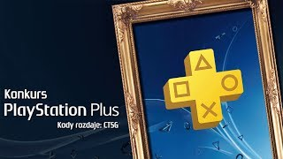 Konkurs PlayStation Plus