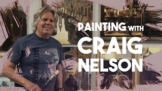 Social Distance Learning: Fine Art Painting with Craig Nelson: Ep08 | Academy of Art University