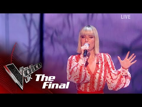 Molly Hocking's 'Someone You Loved'   The Final   The Voice UK 2019