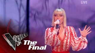 Molly Hocking's 'Someone You Loved' | The Final | The Voice UK 2019 Video