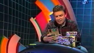 Денди Новая Реальность: телеканал ОРТ, 20 выпуск [27 октября 1995]