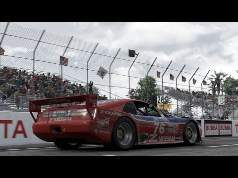 project cars 2 ps4 pro gameplay nissan 300 zx imsa youtube. Black Bedroom Furniture Sets. Home Design Ideas