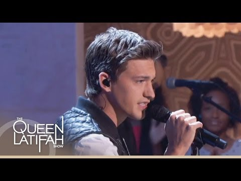 Asher Monroe Performs 'Here With You' on The Queen Latifah