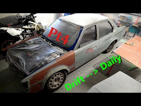 Toyota Corona: From Drift Too Daily Pt4