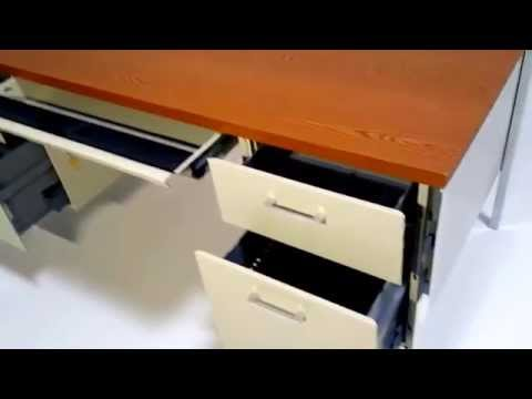 How To Sell Used Office Furniture - Steel Computer Desk