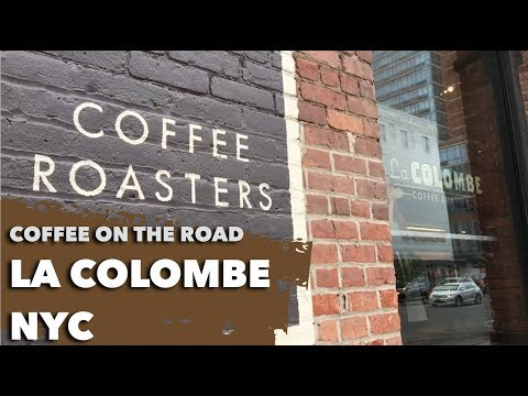 Coffee at La Colombe | New York City | Cold Brew Coffee and Draft Latte