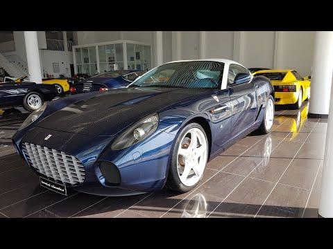 1 of 9 Ferrari 599 Zagato review (English)