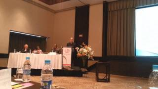 Dr. Rony Alfandary at the WCP Durban 2014