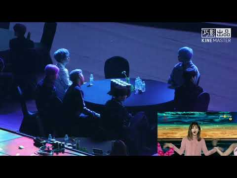 190115[SMA] BTS Reaction To TWICE YES Or YES + Dance The Night Away