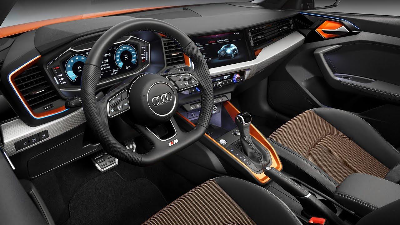 2020 Audi A1 Citycarver Interior Design Details Youtube