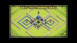 Best Th12 Farming Base 2019 3 Infernos Never lose Dark Elixir Anti everything | Clash of Clans