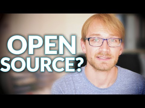 """Open source"" is more than a marketing term!"