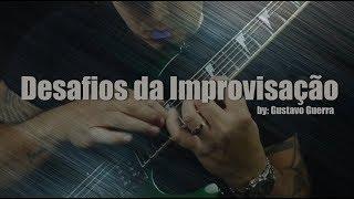 O melhor curso de guitarra online ? - Desafios da Improvisação