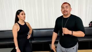 State Farm instructional salsa & bachata video May 2021 David Herrera & Estefania Vargas in Dallas