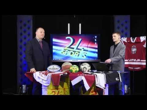 """Sports24"" ar Raimondu Bergmani."