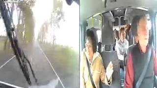 Самый невозмутимый водитель автобуса