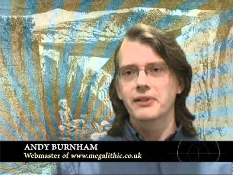 Andy Burnham - Megalithomania 2011 Interview