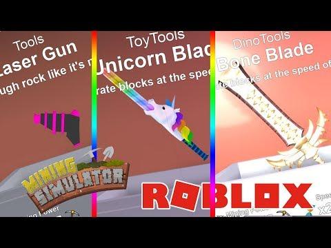 12 REBIRTH VE TÜM EKİPMAN / Roblox Mining Simulator #3 / Oyun Safi
