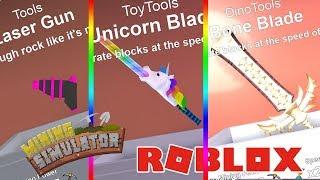 12 REBIRTH and ALL EQUIPMENT/Roblox Mining Simulator #3/Game Safi