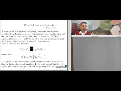 The Heisenberg group: Lecture 9