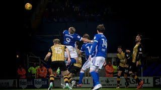 HIGHLIGHTS 🎥 | Town 2 Sheffield Wednesday 2