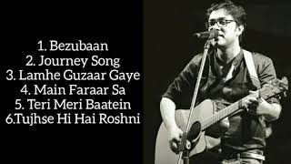 Best Of Anupam Roy In Bollywood | Anupam Roy Best hindi songs | Anupam Roy Jukebox | Anupam Roy