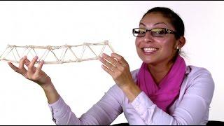Top Builder: Toothpick Bridge | Design Squad