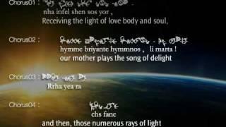 English) 謳う丘(Singing Hill)~Harmonics TILIA~ (Ar tonelico 3)