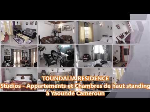 Toundalia Résidence [Appartements meublés Haut Standing à Yaoundé ]