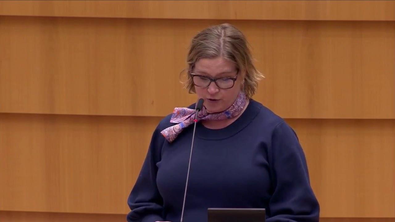 Karin Karlsbro 08 March 2021 plenary speech on corporate accountability
