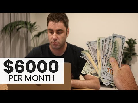 This One Easy Online Business Makes $6,000+ Per Month From Home! (Make Money Online Drop Servicing)