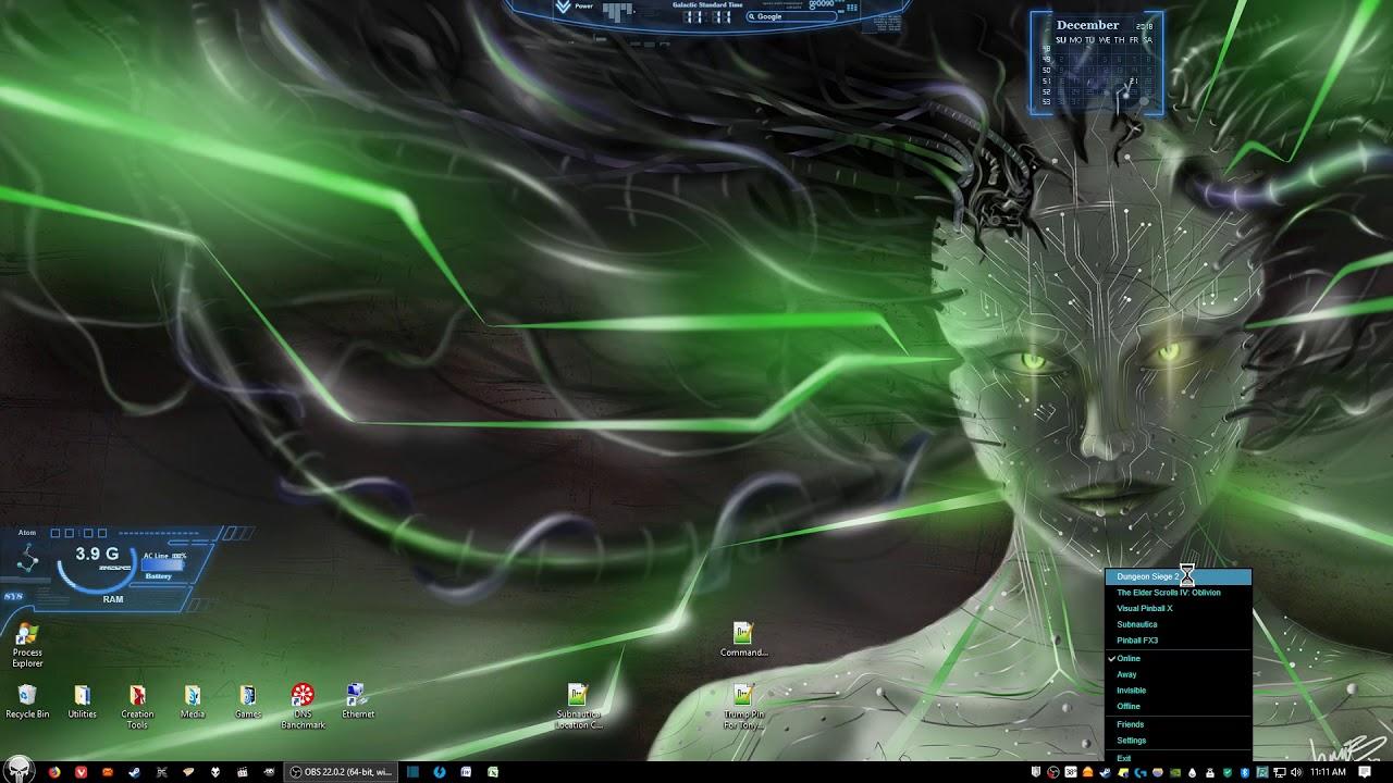Dungeon Siege 2 Start Menu Mouse Cursor Fix