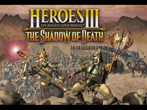 Znalezione obrazy dla zapytania heroes III Shadow of Death