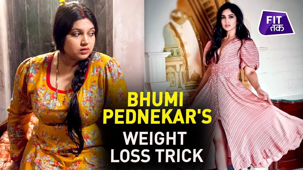 Download Bhumi Pednekar's Weight Loss Secret | Fit Tak