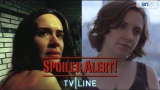HBO's Girls, Mad Men Season 6 Scoop, American Horror Story Finale and New MTV Show - Spoiler Alert!