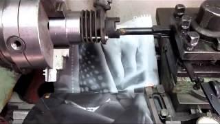 Расточка  цилиндра скутера