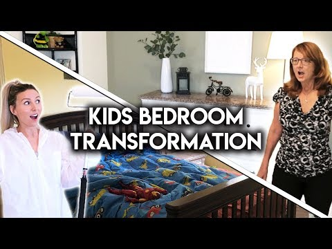 BEDROOM MAKEOVER REVEAL | EXTREME TRANSFORMATION