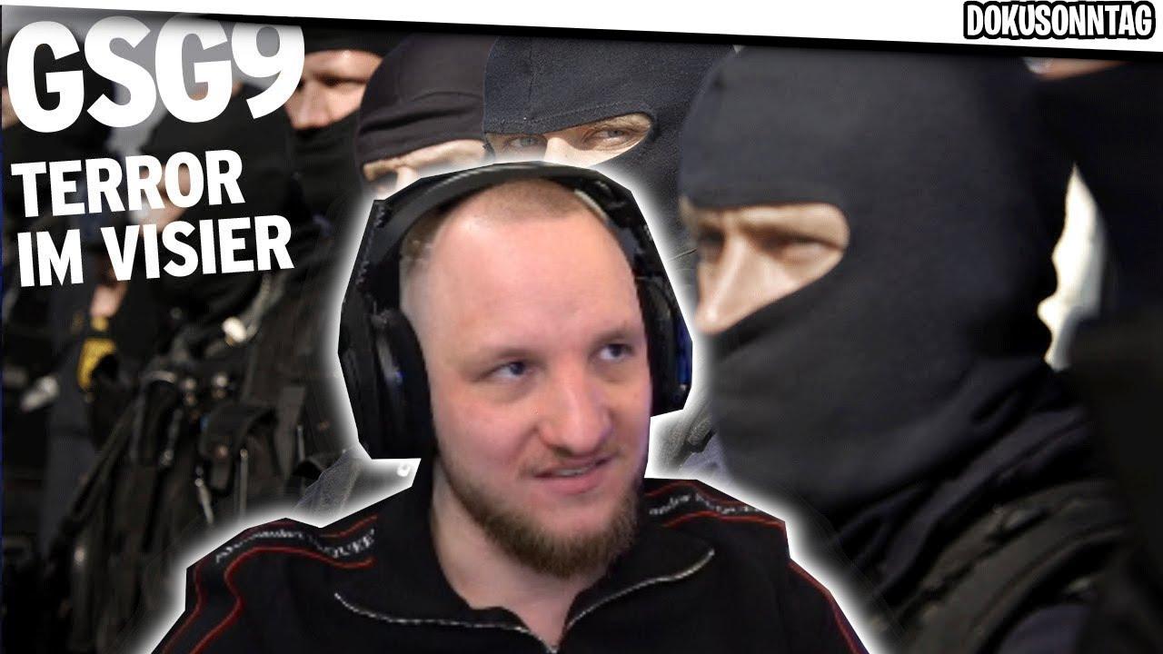 GSG9 - Terror im Visier - REAKTION   DOKUSONNTAG   ELoTRiX Livestream Highlights