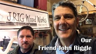 Meet John Riggle and J. Rig Wood Works - Raleigh Real Estate Agent