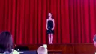 Amira Willighagen - Singing at her Grandmother's Funeral - 29/11/2013 - South Africa