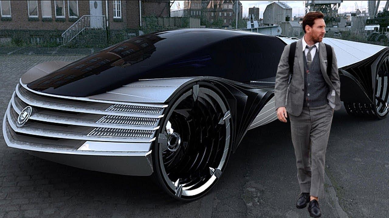 تشكيلة من السيارات الخيالية الجديدة التي اشتراها ليونيل ميسي !!