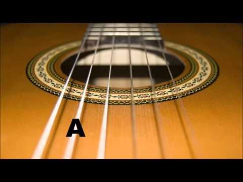 guitar tuner - e standard tuning