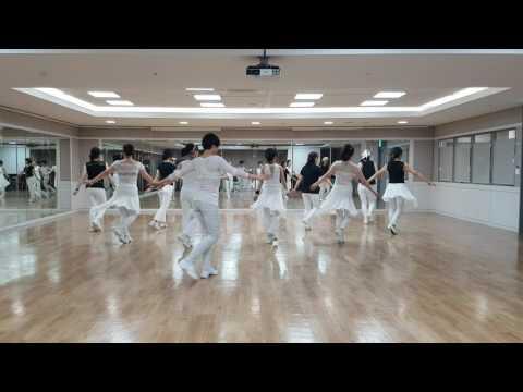 Love's Just A Feeling Line Dance (Intermediate Level)