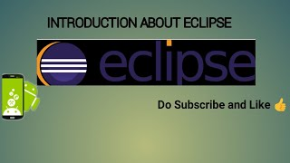 Introduction about eclipse!