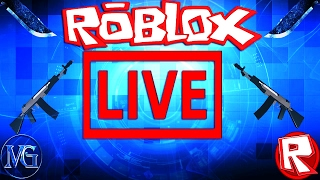 (ROBLOX) LIVE STREAM WITH MONKEYS!!! COME AND JOIN! ROAD TOO 2k!!!!